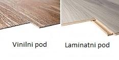 laminat vs vinil