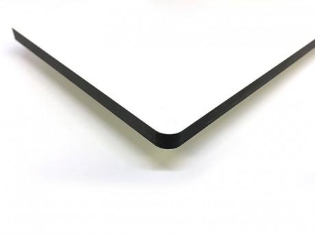 Max Compact bijeli s crnom jezgrom 13 mm