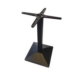 Noga za stol h72 cm Crna