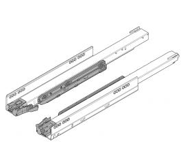 LEGRABOX vodilica 350 mm tip-on 40 kg