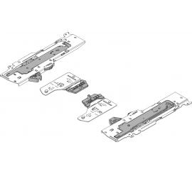 Mehanizam za Antaro TIP-ON Blumotion vodilica 300 mm