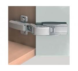 CRISTALLO Clip top spojnica za staklena vrata