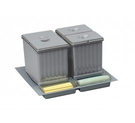 Ladični sustav za selektiranje otpada 901
