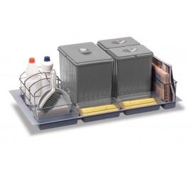 Ladični sustav za selektiranje otpada 903