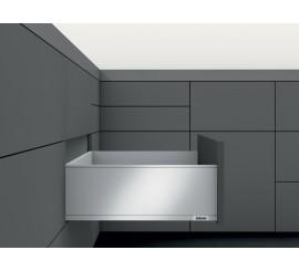 LEGRABOX stranica 500 mm - Orion siva, mat - visina - F