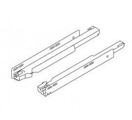 LEGRABOX vodilica 500 mm tip-on 40 kg