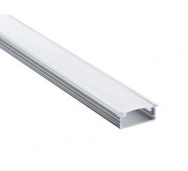 Linia ugradbeni aluminijski profil za flexled 2,2m