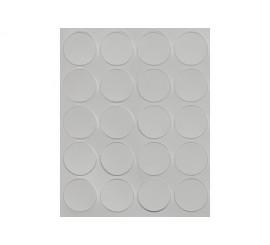 Samoljepivi pokrov - Svijetlo sivi 55