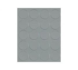 Samoljepivi pokrov - Tamno sivi 56