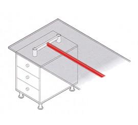 Uzdužni profil EASY za stol 1400 mm