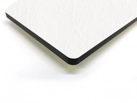 Compact Saxum bijeli s crnom jezgrom 13 mm
