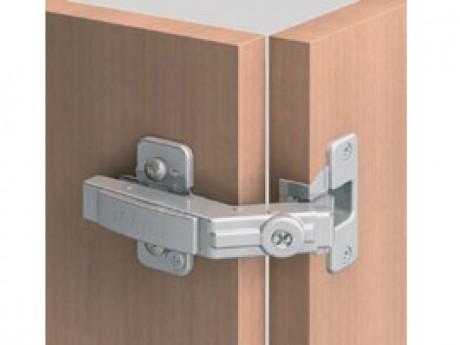CLIP spojnica za preklopna vrata kutnog ormara