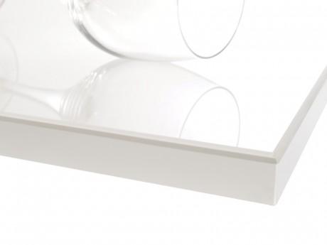 Akril Crystal MDF - Bijela mat