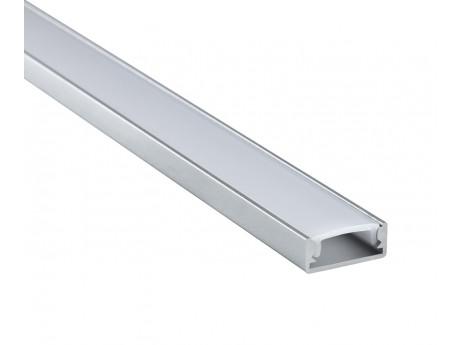 Fino površinski aluminijski profil za flexled