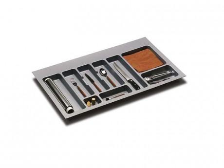 Uložak za ladicu za element - 900mm - Orion Sivi