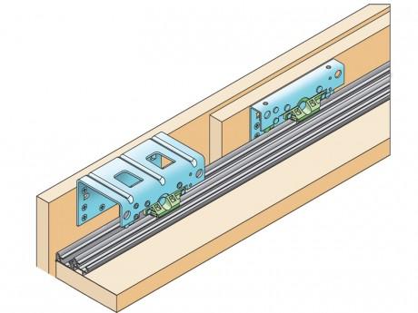 Vodilica gornja 3m sistem 1700