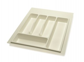 Uložak za ladicu bijeli 32/72 - element 450