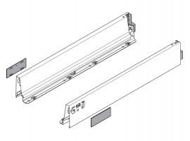 TANDEMBOX stranica M 400 mm - silk bijela
