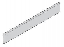 Metalni uložni element 500/D mm sivi