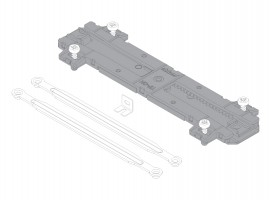 SINKRO TIP-ON 608 - 670 mm