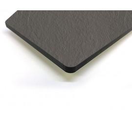 Compact Saxum bijeli s crnom jezgrom 13 mm grafitno sivi