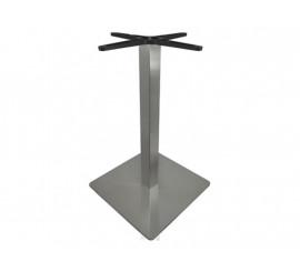 Noga za stol brušeni Nikl