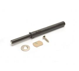 TIP-ON za vrata dugi crni s magnetom