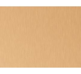 Brushed Copper MDF jednostrani - 18,7 mm