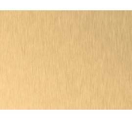 Brushed Gold MDF jednostrani - 18,7 mm