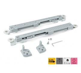 Amortizer za klizna vrata 30kg -  sistem 90