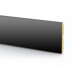Blenda PVC crna sjajna VOL