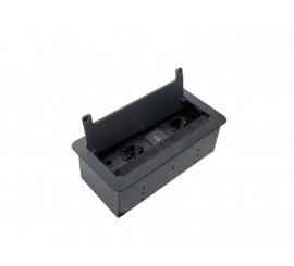In box utičnica 2 šuko +2 USB+1 RJ45 + 1HDMI