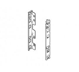 LEGRABOX -C-  nosač zadnje stranice - svilekansto bijela, mat