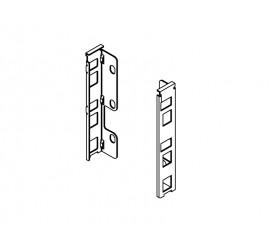 LEGRABOX -K-  nosač zadnje stranice - svilekansto bijela, mat