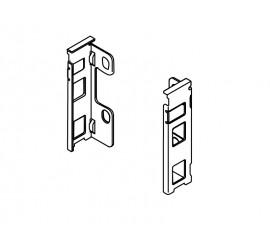 LEGRABOX -M-  nosač zadnje stranice - svilekansto bijela, mat