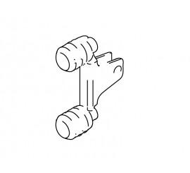 LEGRABOX - M - spojnica fronte - vijci