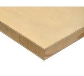 Panel ploča Breza - 18 mm