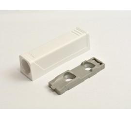 Podložak ravni za TIP-ON svijetlo bijeli kratki