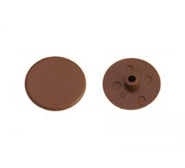 Pokrivna kapica za minifix 15 - smeđa