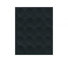 Samoljepivi pokrov - Crni 54