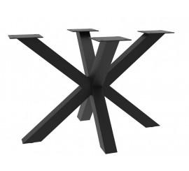 Postolje za stol Snow New 80 crna ral 9005