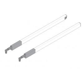Reling za TANDEMBOX antaro 550 mm - silk bijela