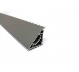 Letva trokut pvc Adobe Grey SCI