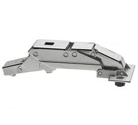 CLIP top BLUMOTION 110° spojnica za tanka vrata 8-14 mm, s oprugom