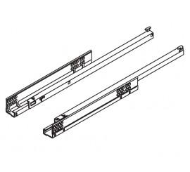 TANDEM vodilica djelomično izvlačenje + BLUMOTION 600 mm - 30 kg