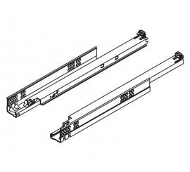 TANDEM vodilica potpuno izvlačenje za TIP-ON 450 mm - 30 kg