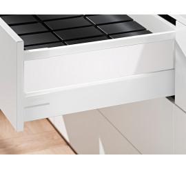 Uložni element Iveral bijeli glatki 8 mm 500/D