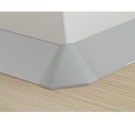 Završeci za letvu 3460 SCI - vanjski - sivi i bijeli