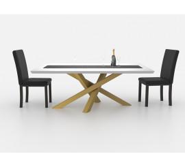 Postolje za stol New York Ambre Gold