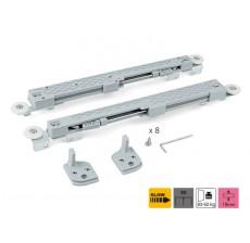 Amortizer za klizna vrata 50kg -  sistem 90